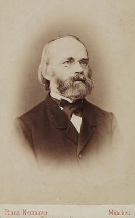 Carl Wilhelm von Naegeli, German botanist, c 1870s.
