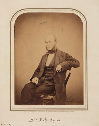 P B Ayres, 1854-1859.