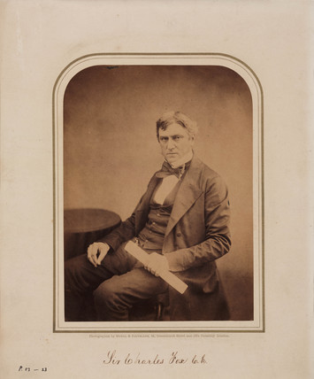 Charles Fox, engineer, 1854-1866.