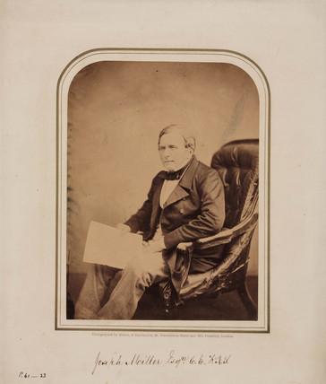 Joseph Miller, 1854-1866.