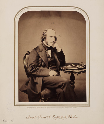 Archibald Smith, English mathematician, 1854-1866.