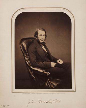 John Somes, 1854-1866.