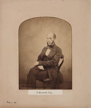 J Howard, 1854-1866.