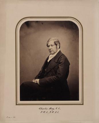 Charles May, 1854-1866.