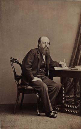Thomas Shylands, 1864.