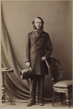 Thomas C White, 1865.