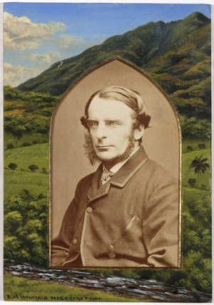 Charles Kingsley, British author and clergyman, c 1860-1875.