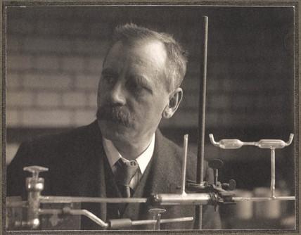 Herbert Brereton Baker, British chemist, 1914.