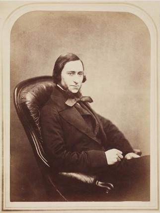 Sir Charles Couper, Australian statesman, mid 19th century.