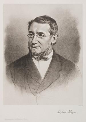 Julius Robert von Mayer, German physicist, c 1870s.