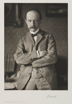 Max Planck, German physicist, c 1910.