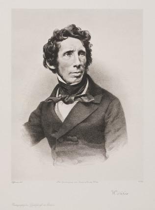 Friedrich Wohler, German chemist, c 1850.