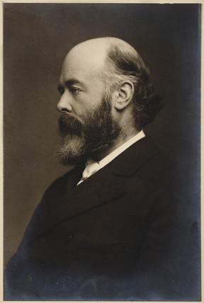 Sir Oliver Lodge, English physicist, 1912.