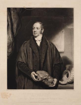 William Buckland, geologist, 1832.
