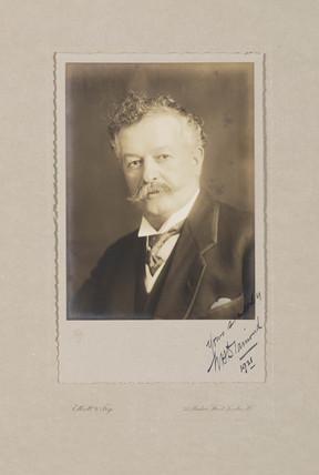 William Henry Diamond, 1921.