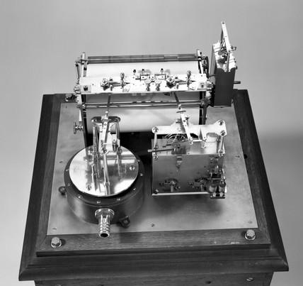 Brontometer,  1890.