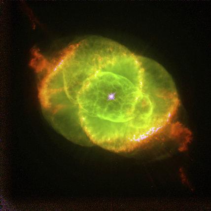 The Cat's Eye Nebula, 1994.