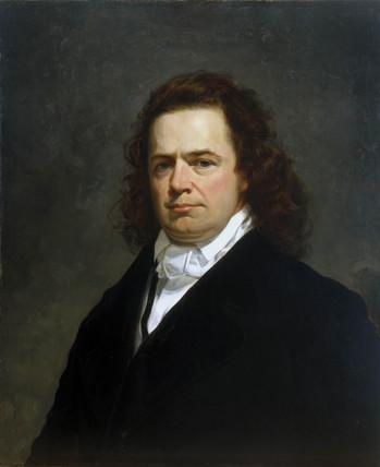 Elias Howe, American inventor, c 1850s.