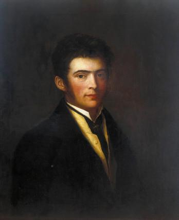 Joshua Heilmann, French inventor, c 1820s.