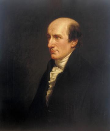 Charles Mahon, 3rd Earl Stanhope, c 1800.