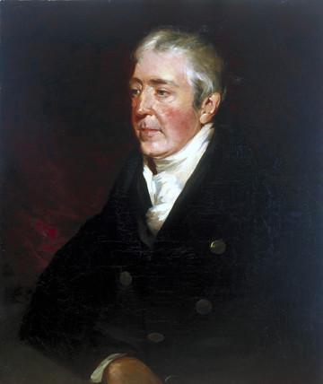 Alexander Nasmyth, dentist, c 1840s