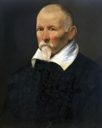 Sir Hugh Myddelton, Welsh goldsmith and engineer, c 1600s.