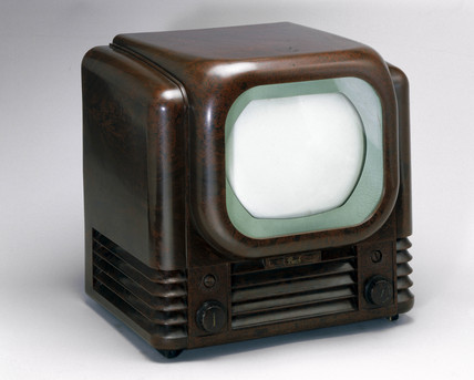 Bush television receiver, type TV22, c 1950.