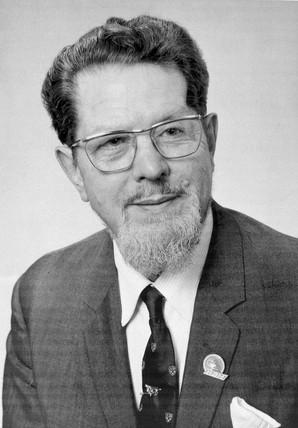 William Grey Walter, neurophysiologist, c 1950s.