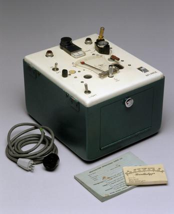 Breathalyser, USA, 1963-1964.