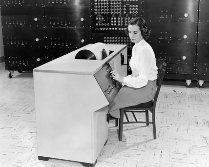 Differential analyzer, 1951.