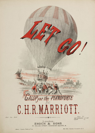 'Let Go!', 1860-1880.