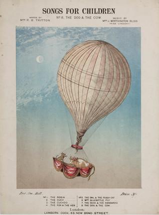 'Songs for Children', 1870s.