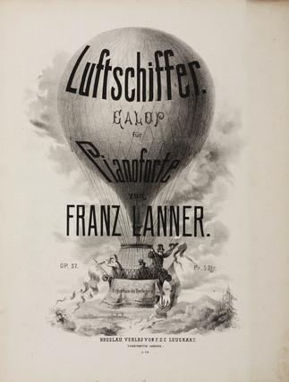'Dirigibles. Galop for Pianoforte', 1914.