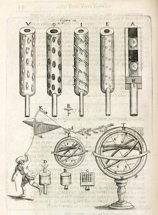Fireworks, 1635.
