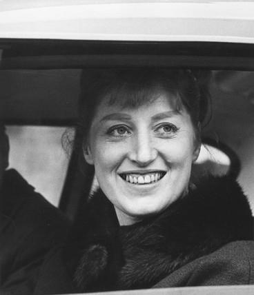 Sylvia Allen, February 1974.