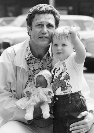 Dr Brian Lieberman, IVF specialist, June 1987.