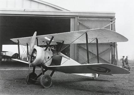 Sopwith Camel, 1917.