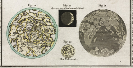 An Earth-like Moon, a Moon-like Earth, 1745.