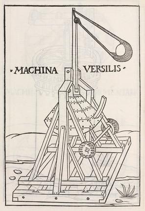 Trebuchet, 1534.