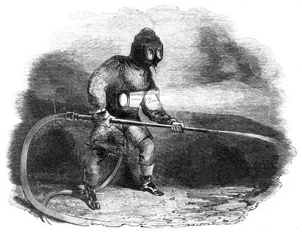 Fire Brigadier, 1843.