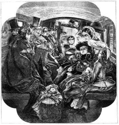 'Omnibus Life', London, 1859.