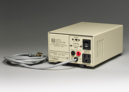 'Datasaver' for use with Jarvik Artificial Heart System, c 1980.