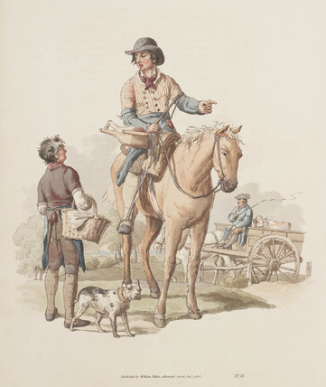 'Butcher', 1808.