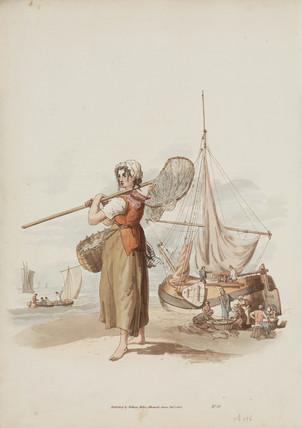 'Shrimper', 1808.