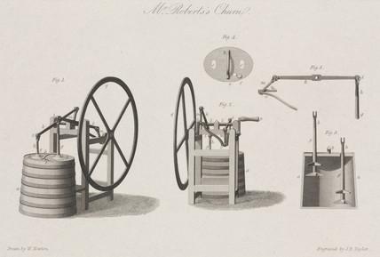 'Mr Robert's Churn', late 19th century.