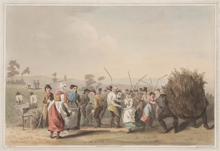 'Rape Threshing', 1813.