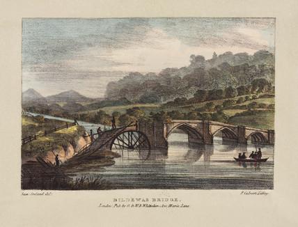 'Bildewas Bridge', Shropshire, 1824.