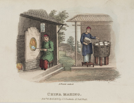 'China Making', Asia, 1812.