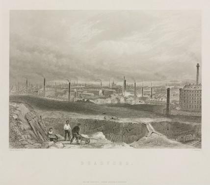 Bradford, West Yorkshire, 1869.