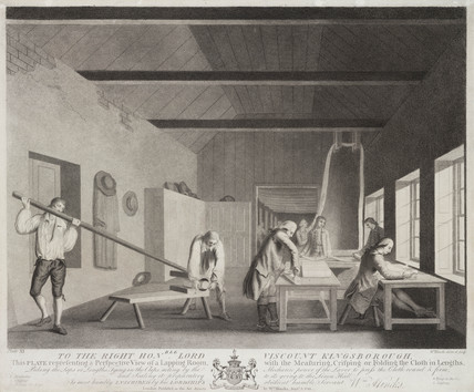 'Lapping Room', Republic of Ireland, 1783.